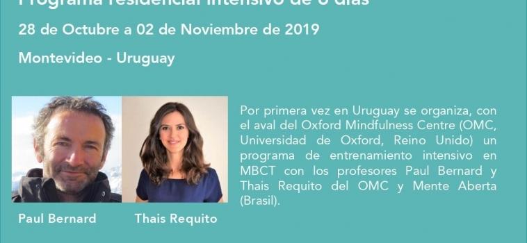 Entrenamiento en MBCT – Uruguay