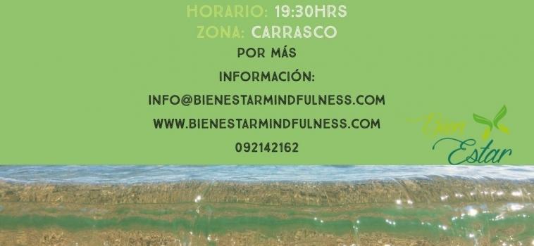 Próximo programa en Carrasco: